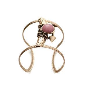 Jewelry - NEW Cuff Arrow Stone Bracelet